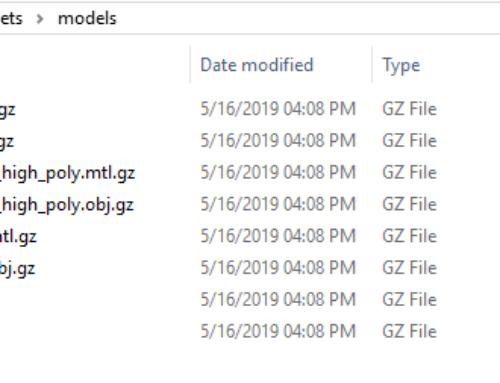 How to Unzip Multiple .gz Files Using NodeJS and ZLib on Windows 10